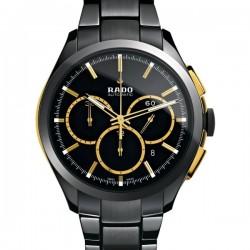 RADO HYPERCHROME BLACK GOLD 7643
