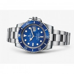 Rolex Submariner Swiss Mechanism Blue 7655