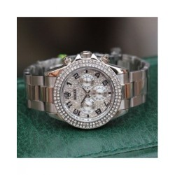 ROLEX OYSTER PERPETUAL SILVER